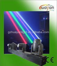 4*10W RGBW 4in1 4 beam led pinspot mini moving head/DMX/dj lighting
