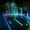 แสงกลางแจ้งน้ำพุดนตรีในสระว่ายน้ำ, บ้านสวนน้ำพุในพระราชวัง