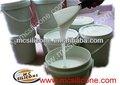 los proveedores y las fuentes de materiales de caucho de silicona rtv