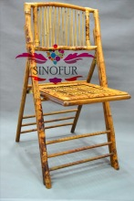 Bamboo folding chairs wholesale