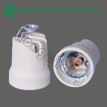 E27 Lamp Holder Ceramic Bracket