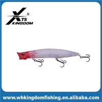 90mm/7.5g 123mm/18.5g Popper Fishing Lure Fishing Tackle Business For Sale