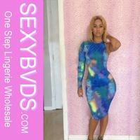 2014 wholesale bandage dress, celebrity bandage bodycon dress wholesale, in pandex and rayon bandage dress bd3009