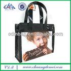 Personal printed promotional shopper bag /Tas/Bolsa