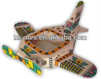 BSCI Big Toy Plane ,Cardboard Plane
