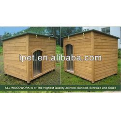 Comfortable Wooden Dog Kennel for large dog DK013L