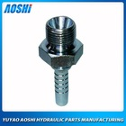pipe fittings Hose adapter fitting/ NPT male