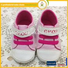 2014 hot sale fashion cheap soft baby kids sport shoes