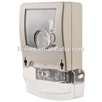DDS-009-3 fireproof and weatherproof waterproof plastic box with lid