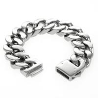 China Wholesaler Alibaba 316L Stainless Steel Men's Bracelet