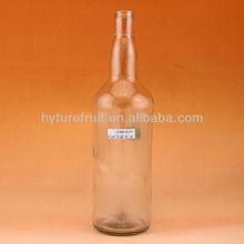 1 liter glass bottles for whiskey or spirit glass bottles or whiskey glass bottles(HL-018)