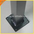 ( china pro fabricante, revestimento do pó, hdg, dacromet) quadrado postes de aço