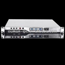 1u rack 2.5 hdd network security server case