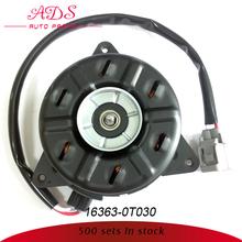 ZRE120/COROLLA CAR FAN MOTOR FOR TOYOTA CARS OEM:16363-0T030