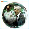 de pvc de la pu/tpu personalizada de la foto del balón de fútbol/de fútbol