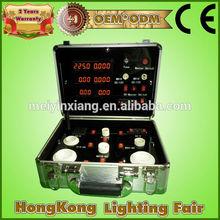 Aluminum portable LED demo case ,high quality LED display case /LED tester box / LED display cabinet