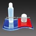 2014 clear acrylic cosmétiques présentoir