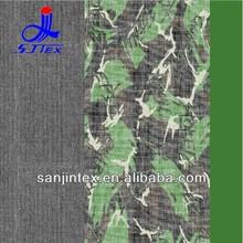 Printed spandex fabric / boardshort fabric