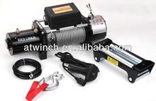 13000lbs mechanical electric winch