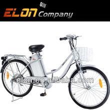 fashion electric bike 250W High speed brushless( E-TDH07A)