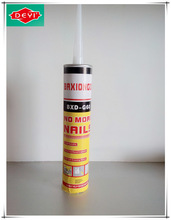 320ml Nail Free Construction Adhesive for Building bond