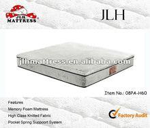 2014 best latex mattress coir fiber baby cot mattress 08PA-H60