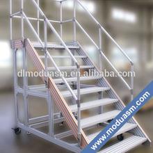 aluminum tube railing