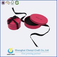 Round Shape Decroration Hat Box