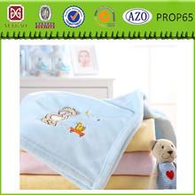 2015 new minky baby blanket corchet baby blanket