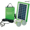 portable solar home system solar power bank charger