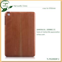 2014 popular design for ipad mini case, custom bamboo wood for ipad newest design
