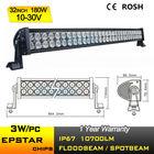 32 inch 180W cheap led light bars,led truck light, 12V flood spot off road cree led light bar for ATV 4x4 truck