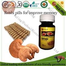 reishi pills
