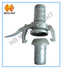 Steel -Zinc Plated Perrot Coupling(Bauer Coupling Type)