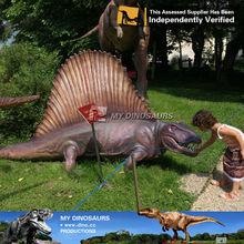 My Dino-dinosaurs replic amusement cartoon characters