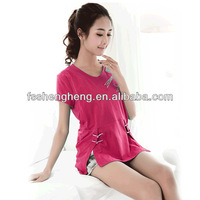 Hot sale 2014 summer 100% cotton Chinese style maternity clothes for pregnant women breastfeeding baby wear tops BK113