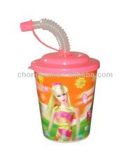 300ML 3D Cup 3D Lenticular Cup 3D Plastic cup