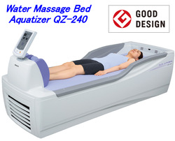 High Performance Water Massage Bed / health product / Made in Japan