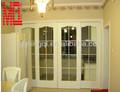 caliente venta de alto brillo de plástico de vinilo puerta de la cocina de fabricación incchina