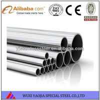 ASTM-A276 304 Stainless Steel Pipes On Stock
