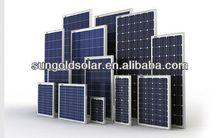 OEM solar power system 50kw solar panel --- Factory direct sale