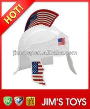 carnival american football helmet football fan hat american flag caps