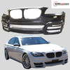 For BM 7 series F01 F02 body kit W style FRP material 100% fit