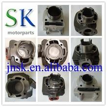 Motorcycle Cylinder Engine Parts CG/DT/RX/BWS/LETS/DJ1/AD/DIO/JOG/3KJ/TB/ZX