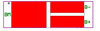 high quality smart PCM 2s 6.4V BMS lifepo4 battery pack 2s 6.4V PCB