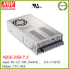 Meanwell NES-350-7.5 350w led switching power supply