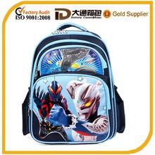 Carton cute kids wholesale children school bag