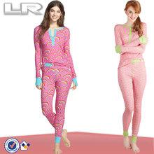 2014 Rayon/Cotton Cheap Wholesale Pajama Sets Various Colours & Sizes