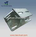 de alta calidad de placa de anclaje para el diseño de la cortina de la pared ans de acero marco de edificios