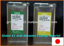 Japanese High quality and Durable sliding polyurethane Coating